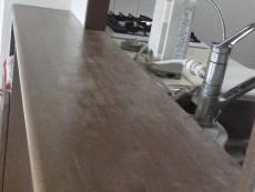キッチンカウンター補修