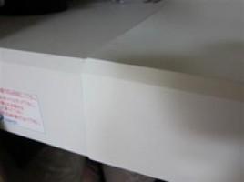 クローゼット中段の棚を割ったのは・・・