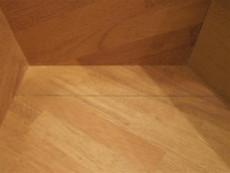 階段段板の切り違い