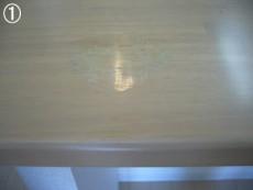 キッチンカウンター補修の補修